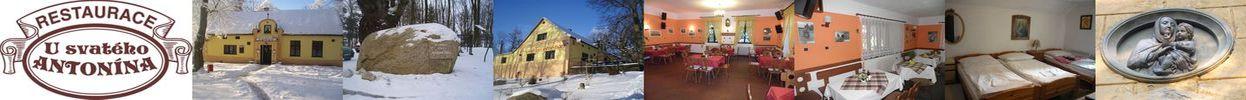 Restaurace a penzion U svatého Antonína